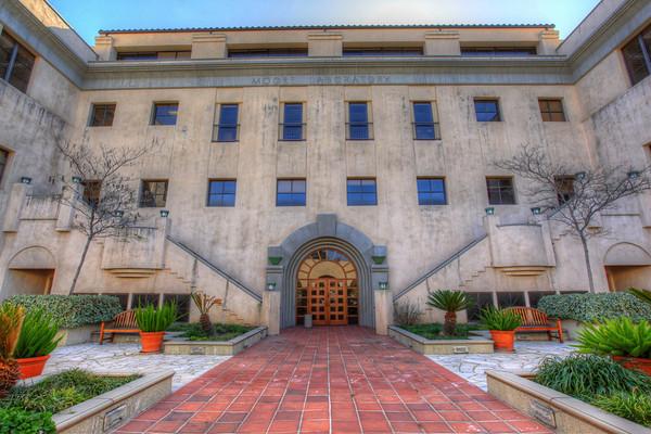 Moore Lab at Cal Tech, Pasadena, California.