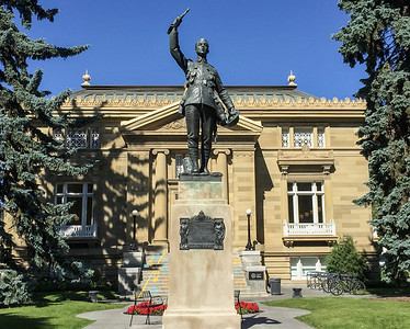 Central Memorial Park,  Calgary
