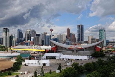 Calgary July 27, 2011