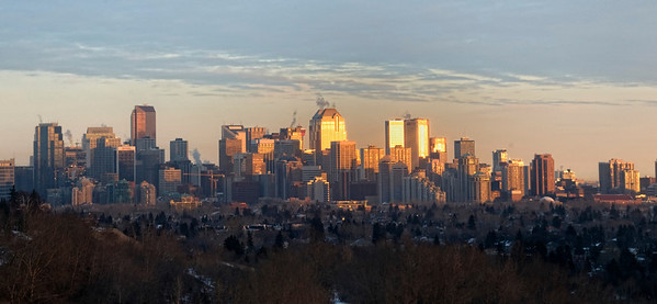 Calgary Winter 2009