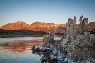 Mono Lake First Light