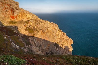 Evening Light on Point Reyes
