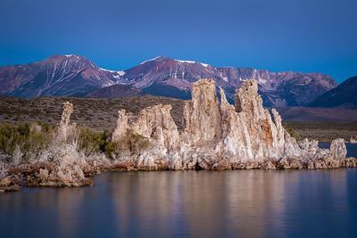 Mono Lake at Dawn