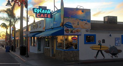 You can't go wrong if you order the Clam Chowder from this little oasis at Pismo Beach.