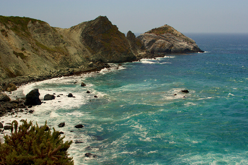 "<i><h2>""This is on CA Hwy 1 somewhere between San Simeon and Big Sur""</i></h2>"