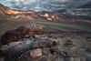 California, Death Valley National Park, Artists Palette, Sunset, Landscape, 加利福尼亚, 死亡谷国家公园