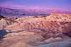 California, Death Valley National Park,  Zabriskie Point, Dawn Twilight, Landscape, 加利福尼亚, 死亡谷国家公园, 黎明, 风景