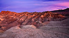 California, Death Valley National Park,  Zabriskie Point, Dawn Twilight, Landscape, 加利福尼亚, 死亡谷国家公园, 黎明, 风景