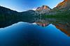 California, Eastern Sierra, Silver lake, Sunrise, 加利福尼亚