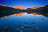 California, Eastern Sierra, June lake, Sunrise, 加利福尼亚