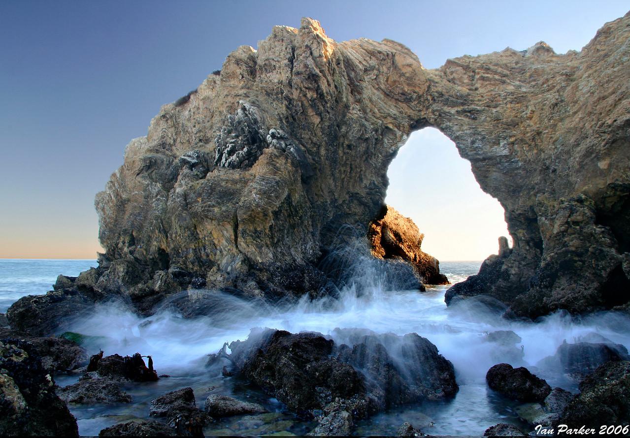 Sea Arch; Corona del Mar