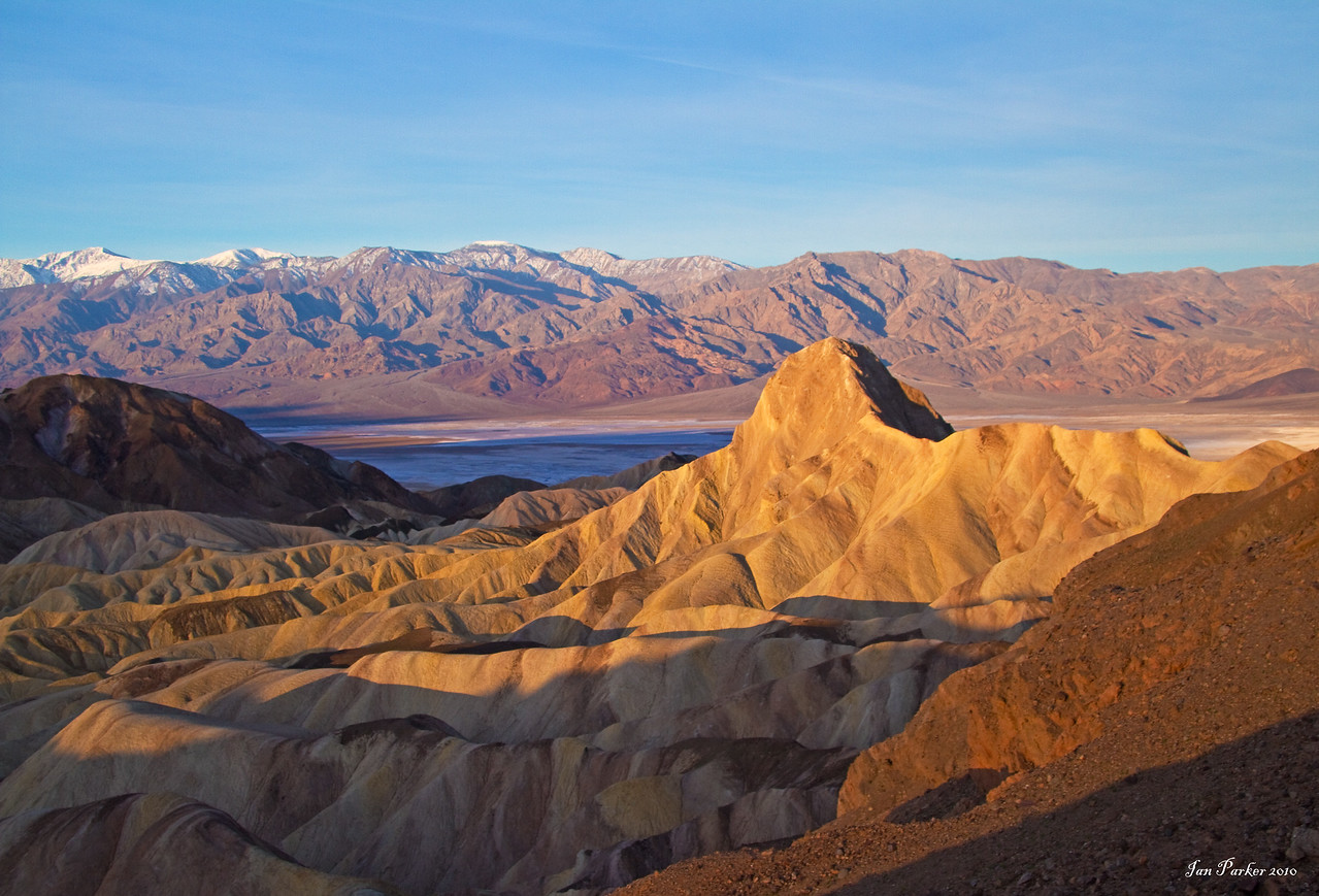 Zabriskie Poinr; Death Valley