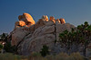 California, Joshua Tree National Park, Rocks, Sunset, Landscape, 加利福尼亚, 约束亚树国家公园, 风景