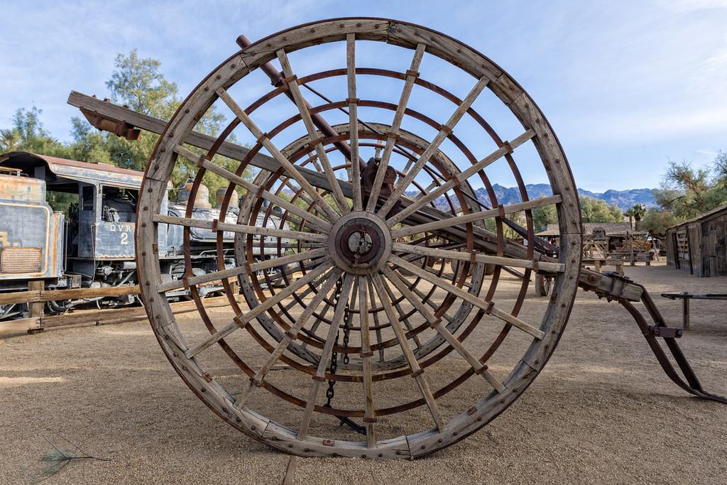 History at Furnace Creek