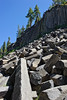 Devil's Postpile - Mammoth Lakes - California