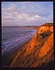 Sunrise, cliffs