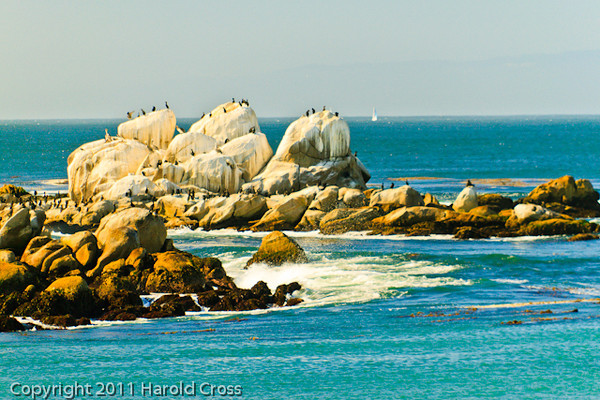 A landscape taken Sep. 28, 2011 in Monterey, CA.