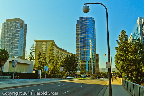 A landscape taken Oct. 1, 2011 near Los Angeles, CA.