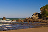 A seascape taken June 15, 2011 near Crescent City, CA.