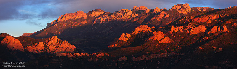 Tri Peaks - Boney Mountain Wilderness