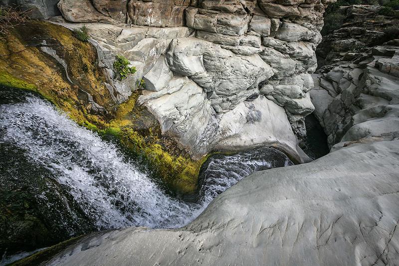 Santa Paula Creek Punbowls Ventura County