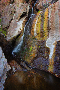 Zuma Canyon Waterfall