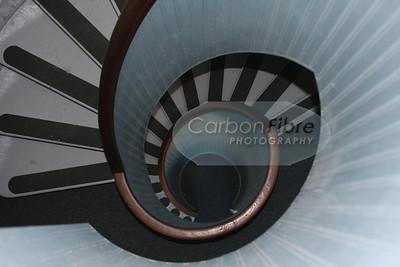Staircase, Old Point Loma Lighthouse