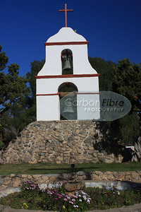 Bell Tower, Pala Mission