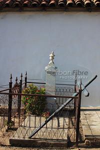 Grave, Pala Mission