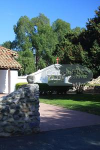 Entrance, Pala Mission