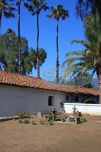 Graveyard, Pala Mission