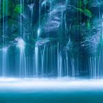 """Flowing Blue"""