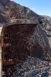 Goat Canyon Trestle Span