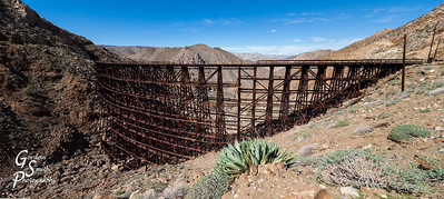 Goat Canyon Trestle Panorama