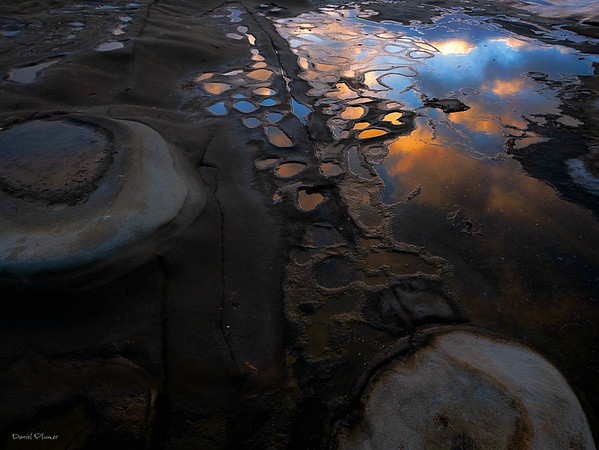 Pothole Reflections