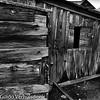 The ole shack