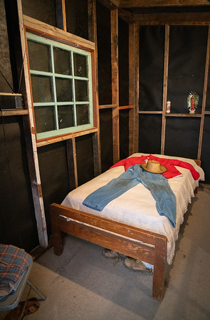Recreation of worker Living Conditions at César E. Chávez National Monument