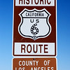 Closeup Route 6 Sign
