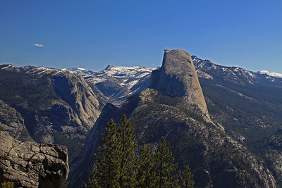 Early morning at Glacier Point