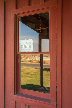 General Store at Colonel Allensworth State Historic Park