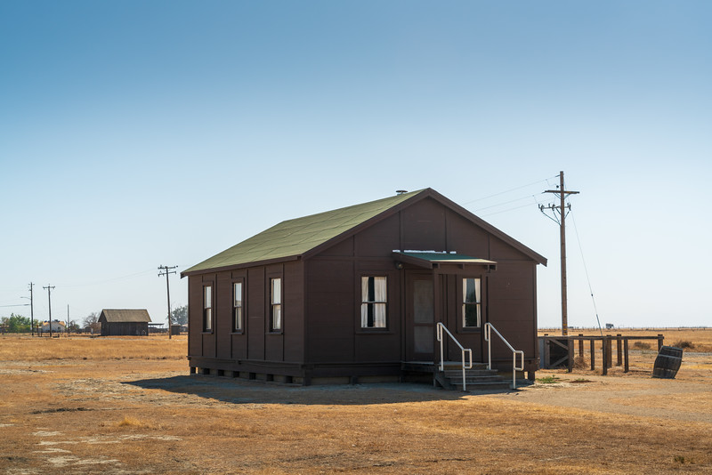 House at Colonel Allensworth State Historic Park