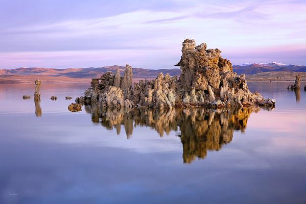 Dawn At Mono Lake