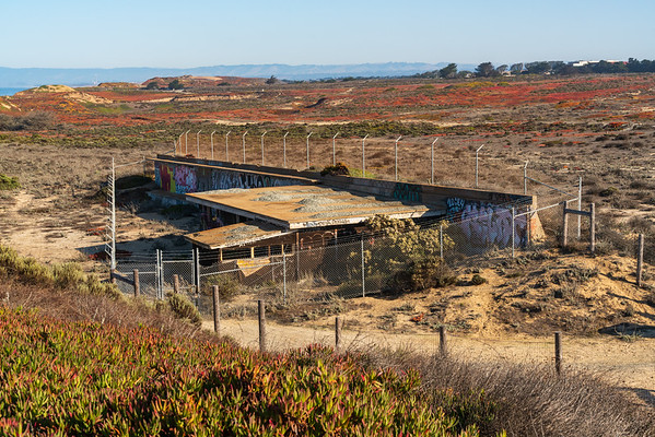Fort Ord Dunes State Park in Coastal Monterey