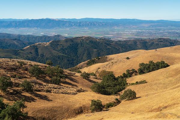 Fremont Peak State Park in California