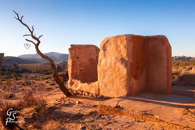 Ryan Ranch Tree and Adobe House