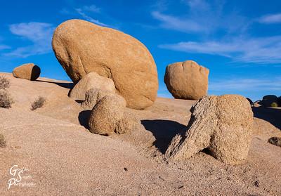 Boulders of Every Shape