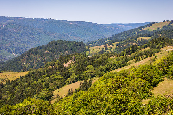 Six Rivers National Forest (Bigfoot Scenic Byway)