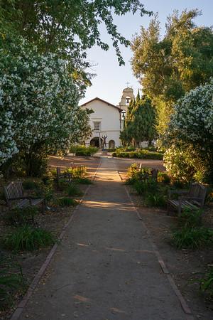 San Juan Bautista State Historic Park