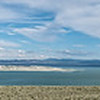 Mono Lake panorama from Black Butte