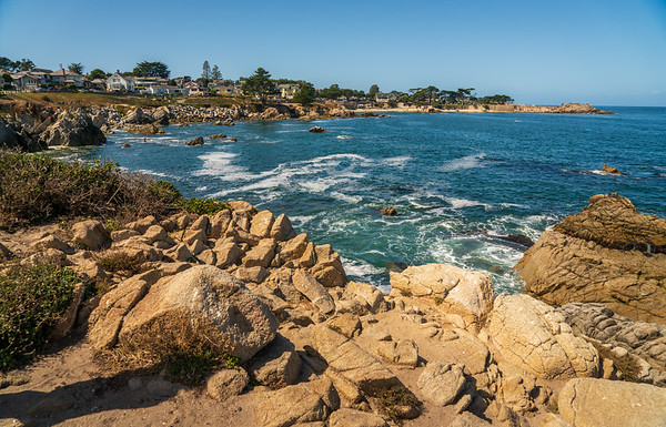Lover's Point in Monterey, California